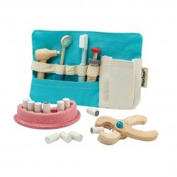 Imagén: Set dentista Plantoys