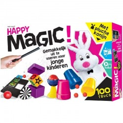 Imagén: Happy Magic 100 trucos